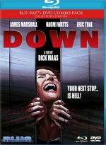 Jaquette Down (Limited Edition Combo : DVD + BluRay)