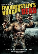 Jaquette Dr. Frankenstein's Hungry Dead