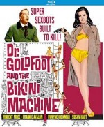 Jaquette Dr. Goldfoot and the Bikini Machine