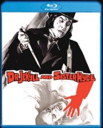 Jaquette Dr. Jekyll And Sister Hyde