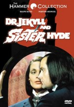 Jaquette Dr. Jekyll and Sister Hyde EPUISE/OUT OF PRINT