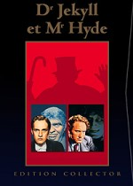 Jaquette Dr Jekyll et Mr Hyde Edition Collector 2 dvd