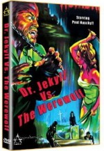 Jaquette Dr. Jekyll Vs. The Werewolf