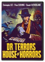 Jaquette Dr Terror's House of Horrors