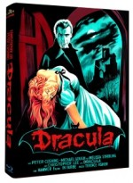 Jaquette Dracula (Cover B) EPUISE/OUT OF PRINT