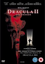 Jaquette Dracula II: The Ascension