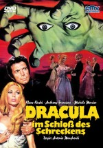 Jaquette Dracula im Schloss des Schreckens (Little Hardbox Cover B) EPUISE/OUT OF PRINT