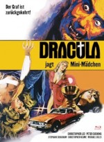 Jaquette Dracula jagt Mini-Mädchen (Blu-Ray+DVD) EPUISE/OUT OF PRINT