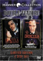 Jaquette Dracula Prince of Darkness/The Satanic Rites of Dracula