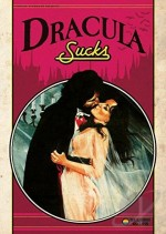 Jaquette Dracula Sucks