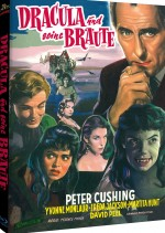 Jaquette Dracula und seine Bräute (Cover B) EPUISE/OUT OF PRINT