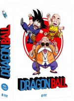 Jaquette Dragon Ball - Coffret 1 : Volumes 1 à 8