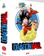 Jaquette Dragon Ball - Coffret 2 : Volumes 9 à 16