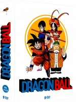 Jaquette Dragon Ball - Coffret 3 : Volumes 17 à 25 (1986)