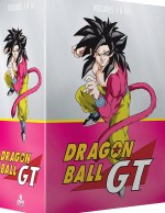 Jaquette Dragon Ball GT - Volumes 1 à 16 - L'intégrale