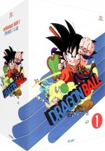 Jaquette Dragon Ball - Intégrale Box 1 - Épisodes 1 à 68 [Non censuré]