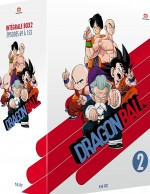 Jaquette Dragon Ball - Intégrale Box 2 - Épisodes 69 à 153  [Non censuré]