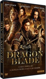 Jaquette Dragon Blade