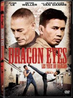 Jaquette Dragon Eyes