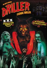 Jaquette Driller - A Sexual Thriller XXX