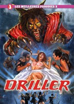 Jaquette Driller EPUISE/OUT OF PRINT