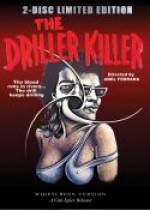 Jaquette Driller Killer 2 Disc Limited Edition