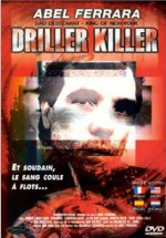 Jaquette DRILLER KILLER