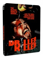 Jaquette Driller Killer (DVD / Blu-Ray Combo)