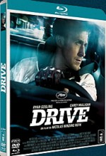 Jaquette Drive (Blu-ray + DVD + Copie digitale)