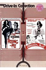 Jaquette Drive-In Collection: The Vixens of Kung Fu/Oriental Blue