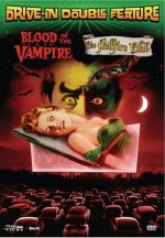Jaquette Drive in double Feature : Blood of the Vampire/The Hellfire Club