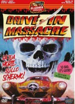 Jaquette Drive-In Massacre