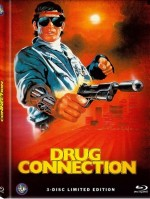 Jaquette Drug Connection (2 DVD + BLURAY) - Cover A