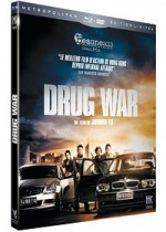Jaquette Drug War (�dition Limit�e Blu-ray + DVD)
