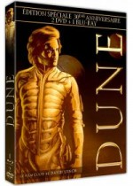 Jaquette Dune (�dition Sp�ciale 30�me Anniversaire Combo Blu-ray + DVD)