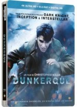 Jaquette Dunkerque (4K Ultra HD + Blu-ray + Digital HD)