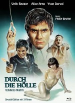Jaquette Durch die Hölle (Blu-ray+DVD) Cover A