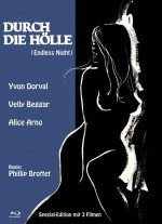 Jaquette Durch die Hölle (Blu-ray+DVD) Cover B
