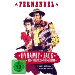 Jaquette Dynamit Jack - Der Schrecken von Arizona