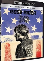 Jaquette Easy Rider - Édition 50ème Anniversaire - 4K Ultra HD + Blu-ray