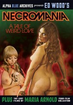 Jaquette Ed Wood Jr.'s Necromania