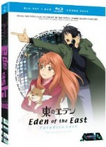 Jaquette Eden of the East - Paradise Lost - Bluray/DVD Combo