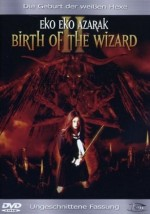 Jaquette Eko Eko Azarak 2: Birth of the Wizard