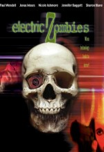 Jaquette Electric Zombies