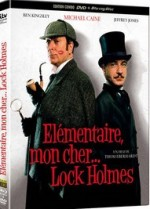 Jaquette Elémentaire, mon cher... Lock Holmes (Combo Blu-ray + DVD)