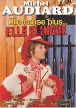 Jaquette Elle cause plus... elle flingue