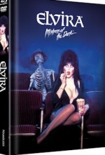 Jaquette Elvira, Mistress of the Dark - (Blu-Ray+DVD) - Cover A