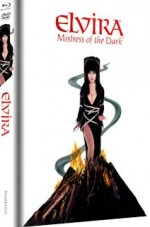 Jaquette Elvira, Mistress of the Dark - (Blu-Ray+DVD) - Cover B