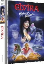 Jaquette Elvira, Mistress of the Dark - (Blu-Ray+DVD) - Cover C