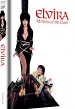 Jaquette Elvira, Mistress of the Dark - (Blu-Ray+DVD) - Cover D
